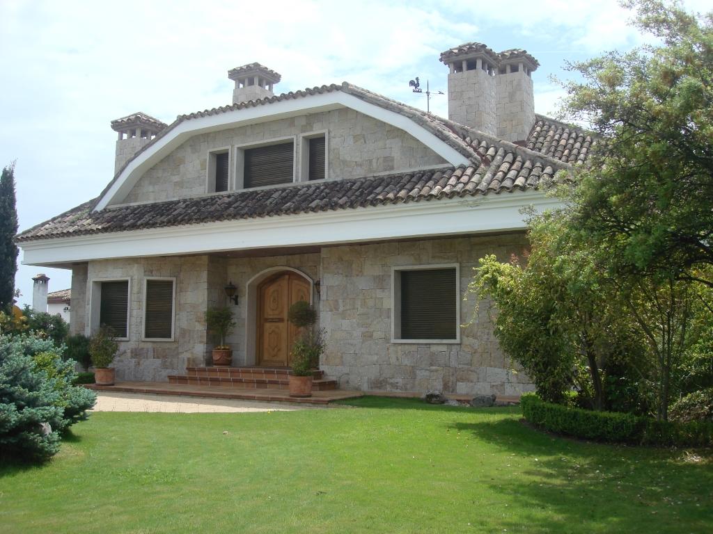 Casas en hoyo de manzanares dise os arquitect nicos - Venta de casas en hoyo de manzanares ...